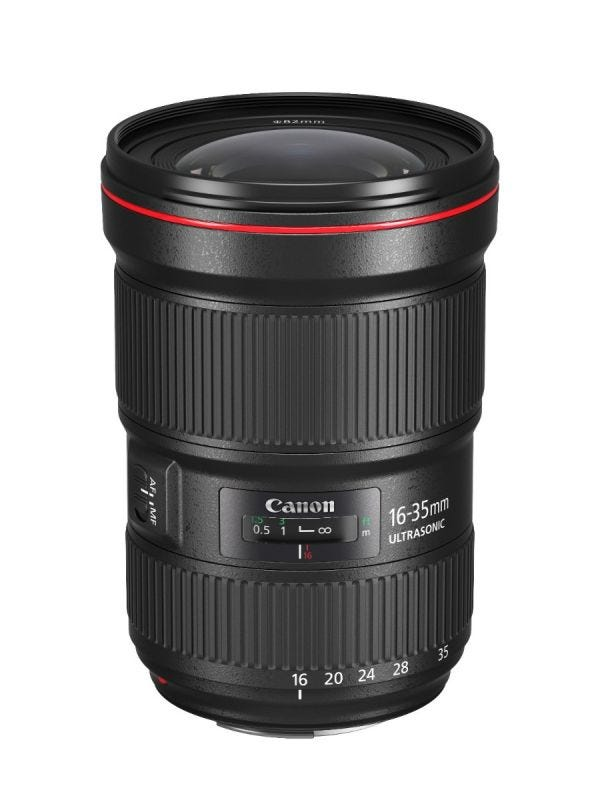 Canon EF16-35mm f/2.8L III USM