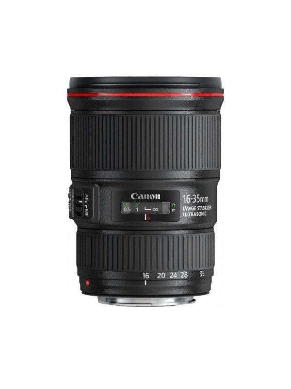 Canon EF16-35mm f/4L IS USM