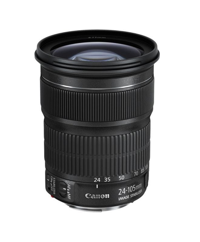 Canon EF24-105 f/3.5-5.6 IS STM