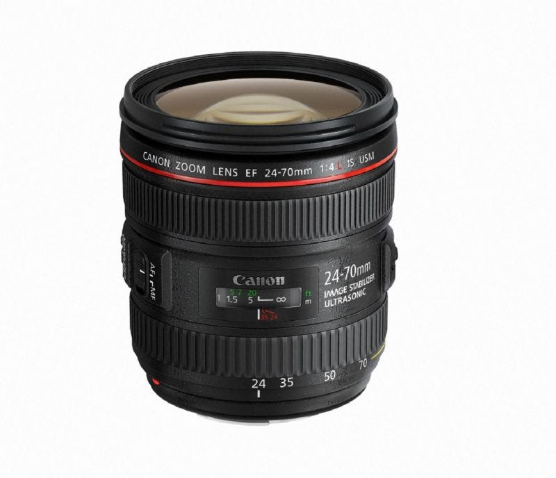 Canon EF24-70mm f/4L IS USM