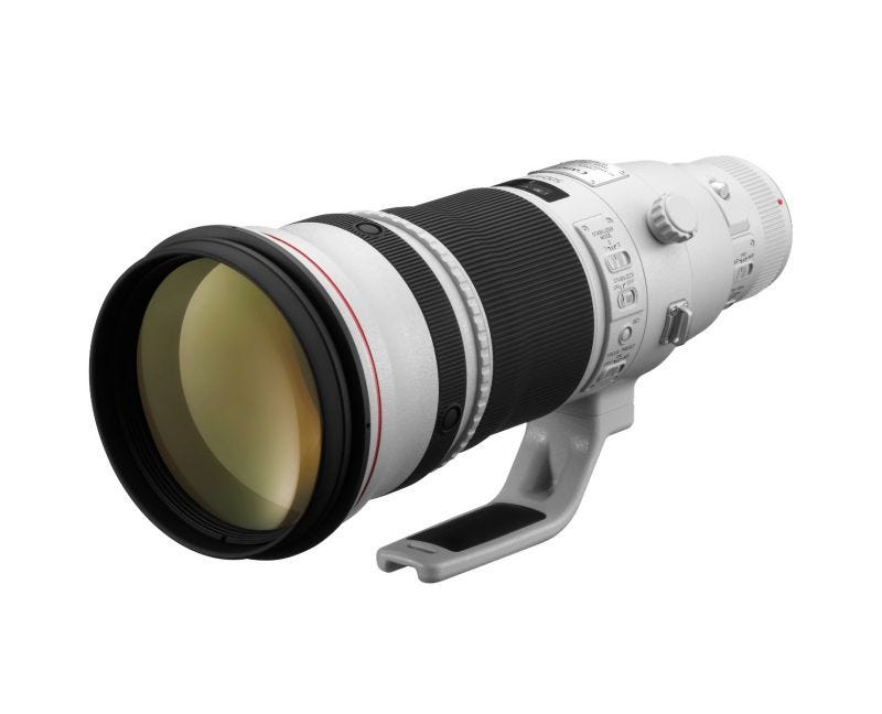 Canon EF500mm f/4L IS II USM
