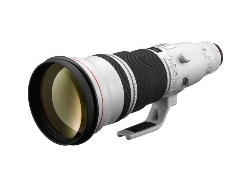 Canon EF600mm f/4L IS II USM