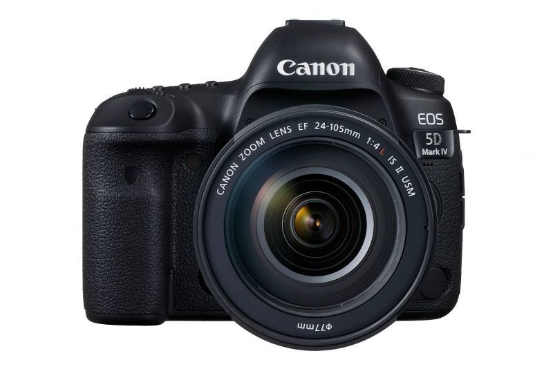 Canon EOS 5D Mark IV Kit (EF 24-105 IS II USM)