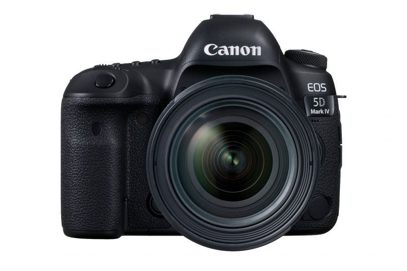 Canon EOS 5D Mark IV Kit (EF 24-70 IS USM)