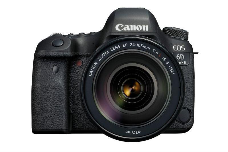 Canon EOS 6D Mark II Kit (EF 24-105mm f/4L IS II USM)