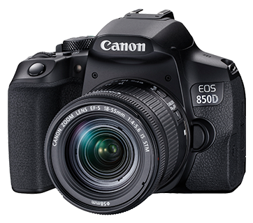 Canon EOS 850D (EF-S18-55mm f/4-5.6 IS STM)