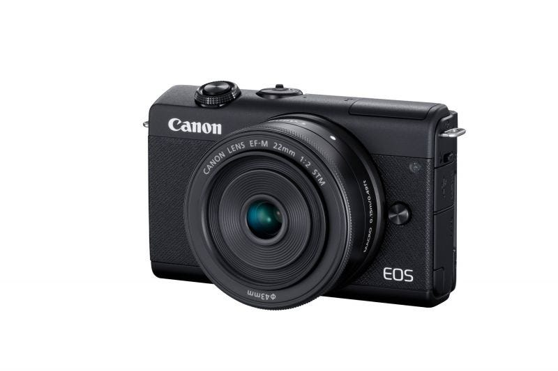 Canon EOS M200 KIT (EF-M15-45/22mm)