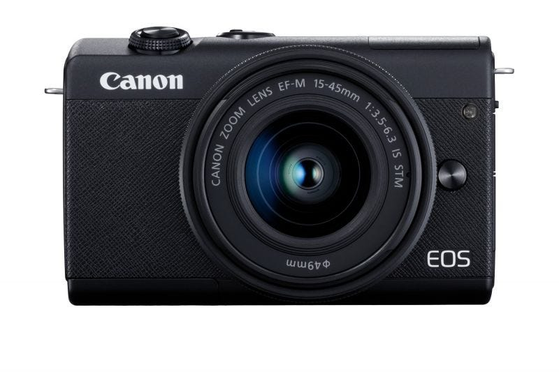 Canon EOS M200 KIT (EF-M15-45mm  f/3.5-6.3 IS STM)