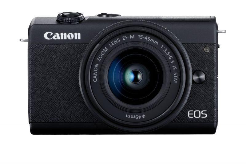 Canon mirrorless camera EOS M200 KIT