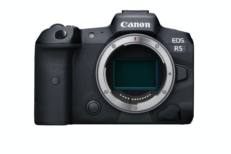 Canon EOS R5 (Body Only)