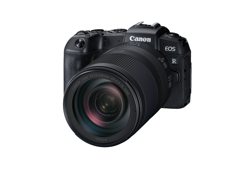 Canon EOS RP w/ RF24-240 F4-6.3 IS USM