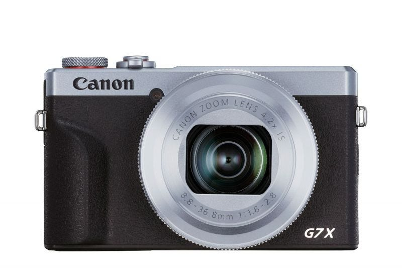 G7X MARK III BUNDLE (SILVER)