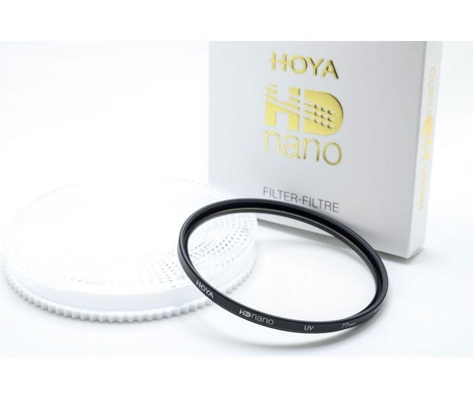 Hoya 58mm UV HD Nano Filter