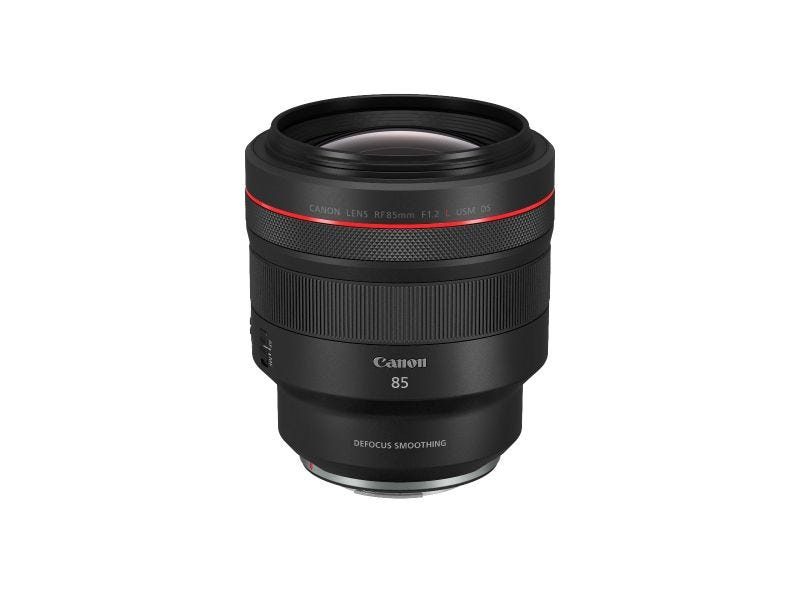 CANON RF85mm F/1.2 L USM DS