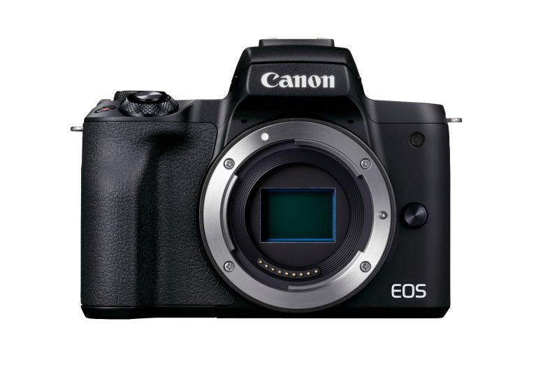 Canon EOS M50 Mark II (Body)