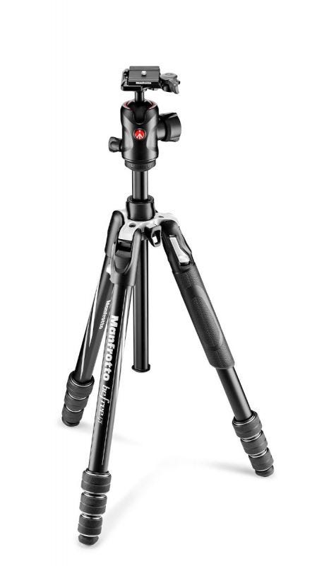 Manfrotto Befree GT Aluminum Twist Lock Ball Head Tripod