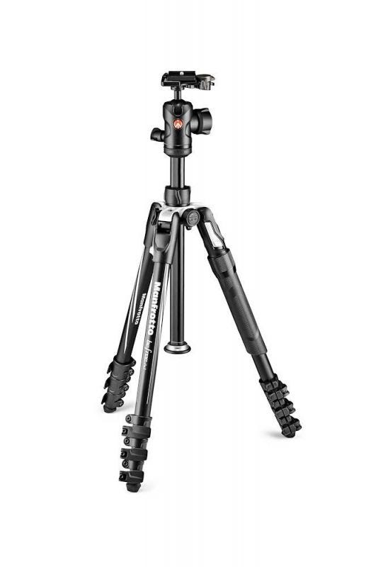 Manfrotto Befree 2N1 Aluminium Tripod Lever with Monopod included