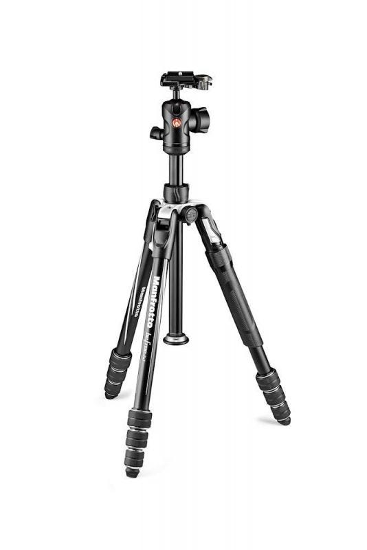 Manfrotto Befree 2N1 Aluminium Tripod Twist with Monopod included