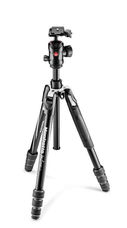 Manfrotto Befree GT Aluminum Tripod Twist Lock with Ball Head