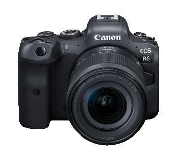 Canon EOS R6 Kit RF24-105mm f/4-7.1 IS STM