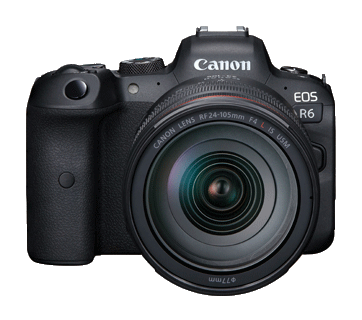 Canon EOS R6 KIT RF24-105mm f/4L IS USM
