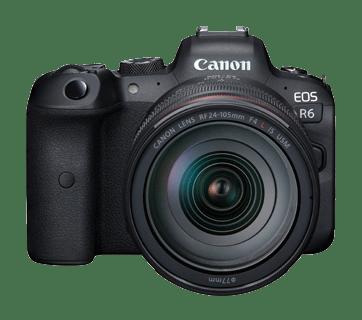Canon mirrorless camera EOS R6 KIT