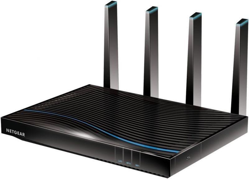Netgear X8 MU-MIMO Tri Band Router