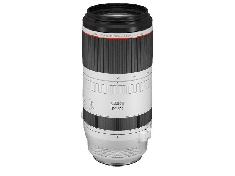 Canon RF100-500mm f/4.5-7.1L IS USM
