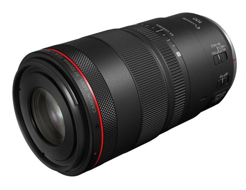 Canon RF100mm f/2.8L MACRO IS USM
