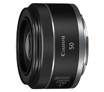 Canon RF50mm f/1.8 STM