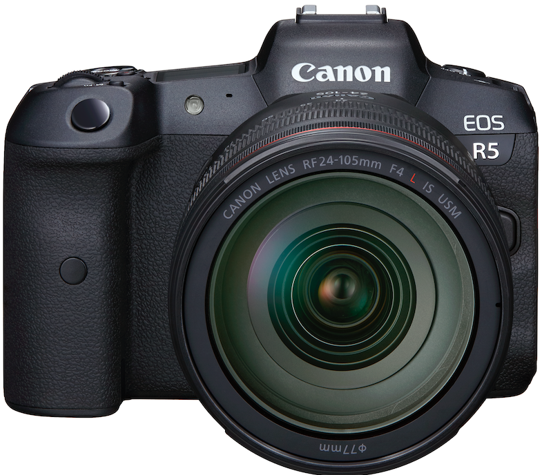 Canon EOS R5 Kit RF24-105mm f/4L IS USM
