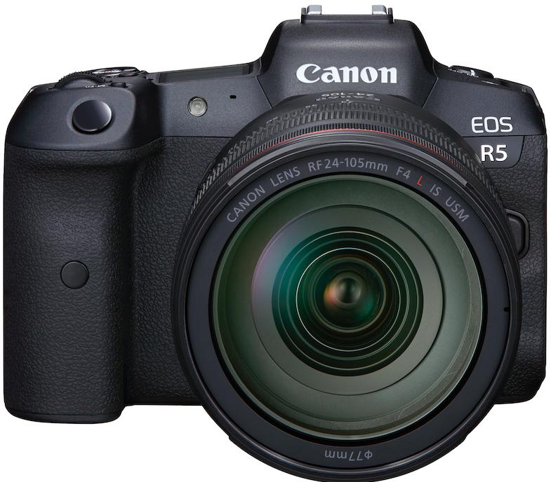 Canon mirrorless camera EOS R5 KIT