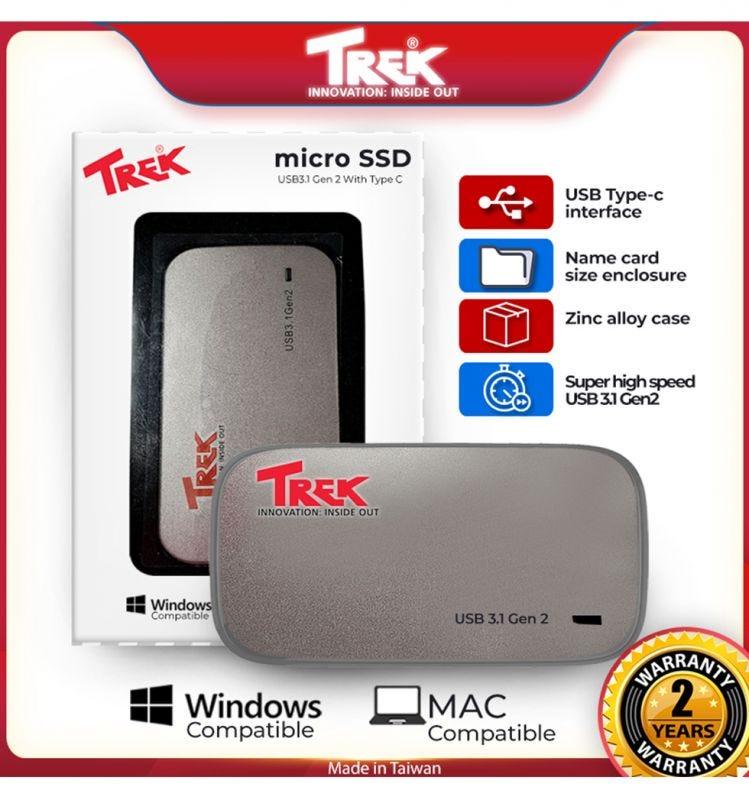 TREK MicroSSD 512GB