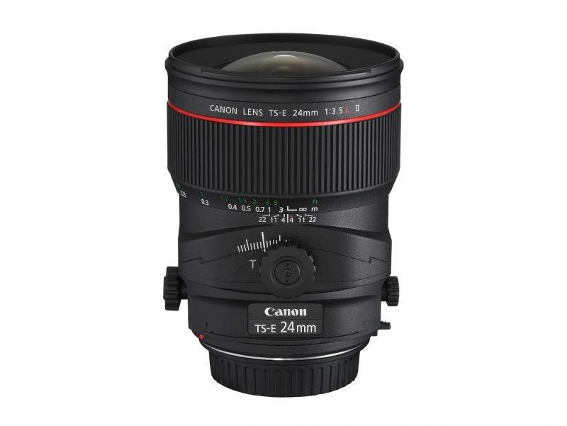 Canon TS-E24mm f/3.5L II