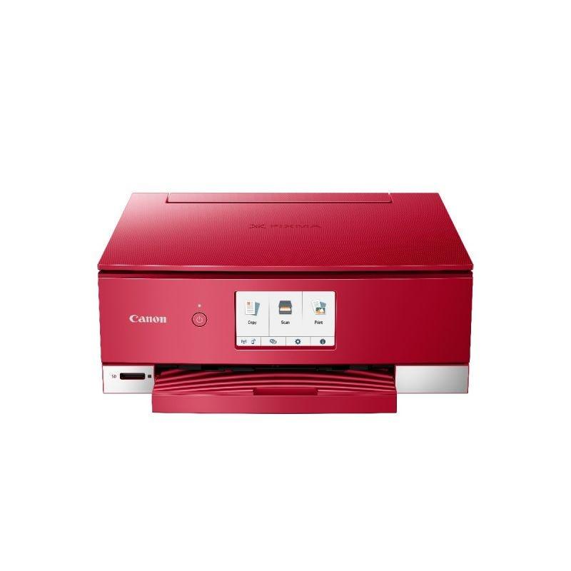 Canon PIXMA TS8370-Red