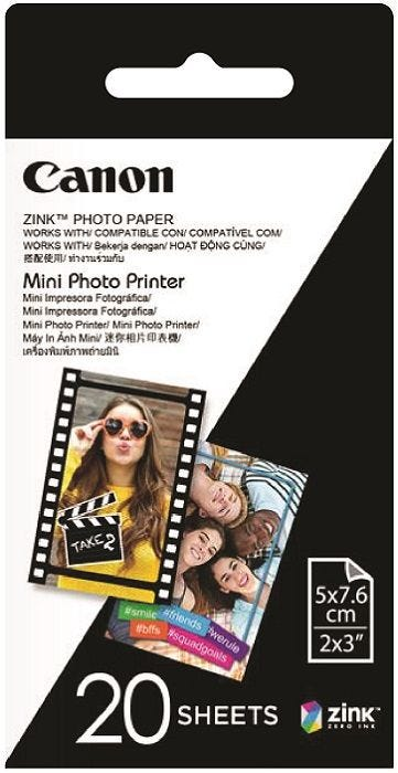 Canon ZP-2030 Zink™ Photo Paper