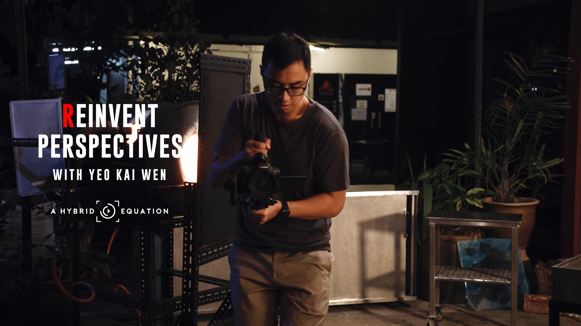 Reinvent Perspectives with Yeo Kai Wen