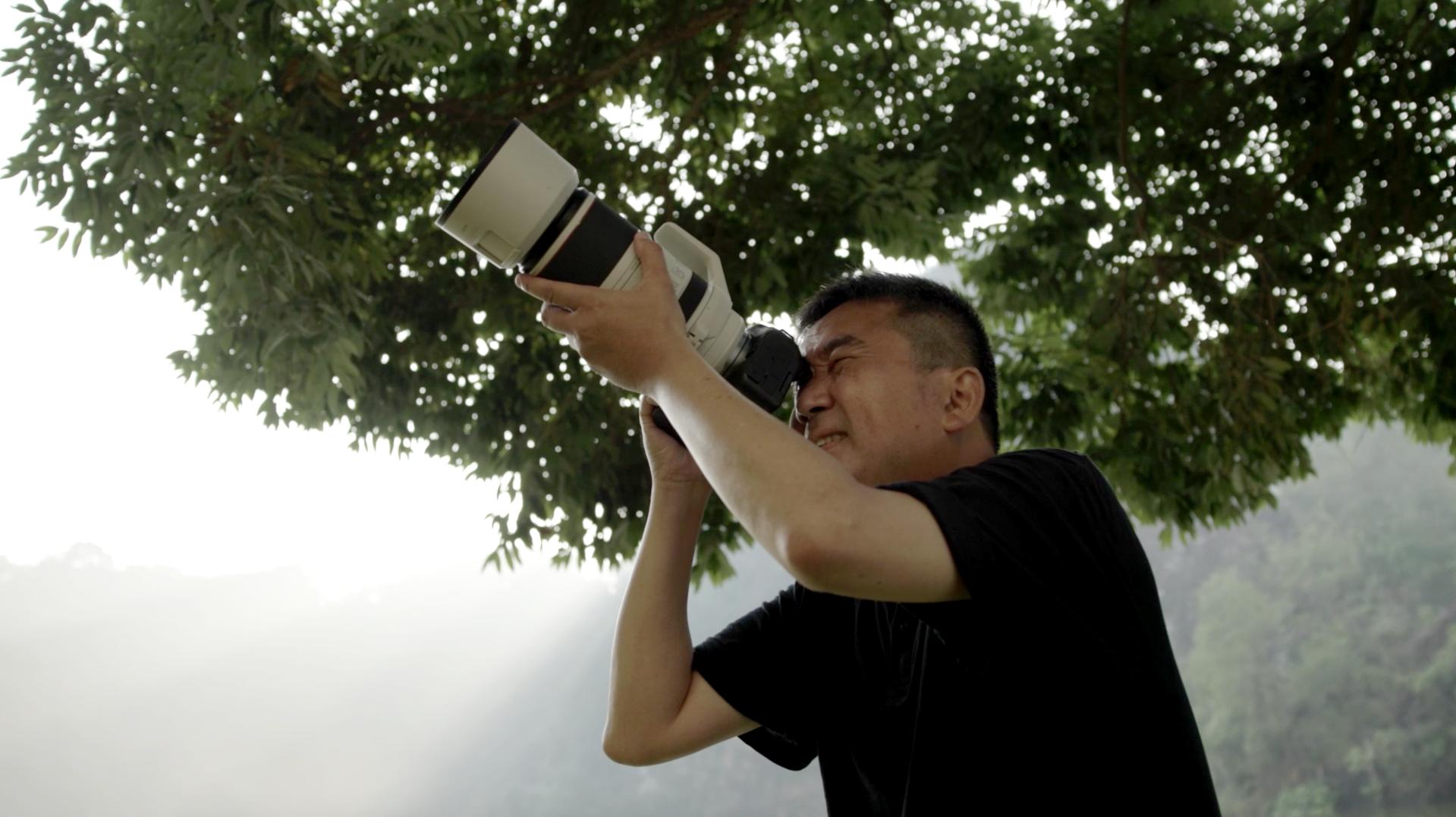 Canon Photographer William Tan using Canon EOS R6