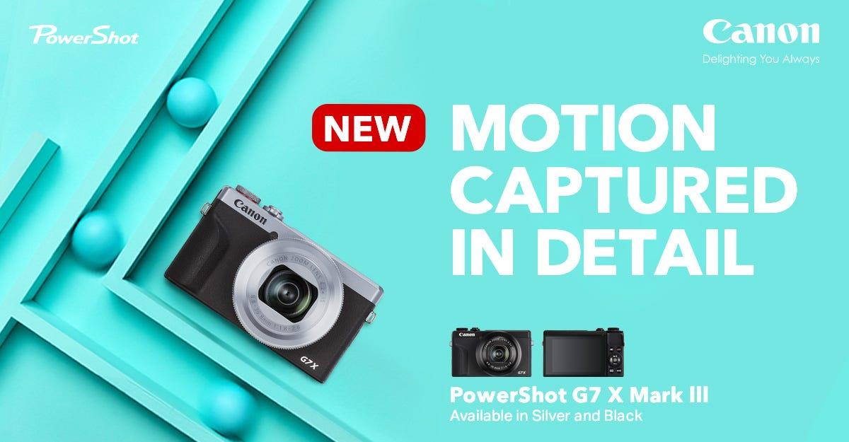 Powershot digital compact camera Singapore